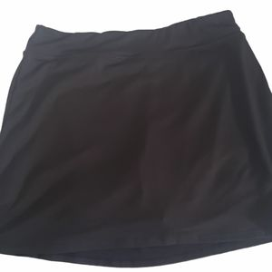 TRANQUILITY BY COLORADO CLOTHING BLACK SKORTS MED